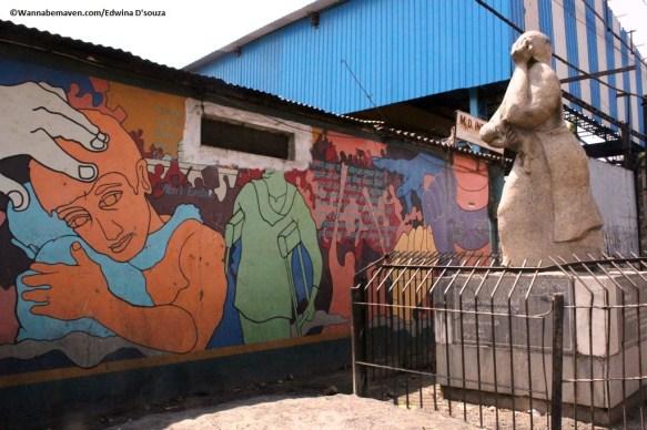 Bhopal gas tragedy monument