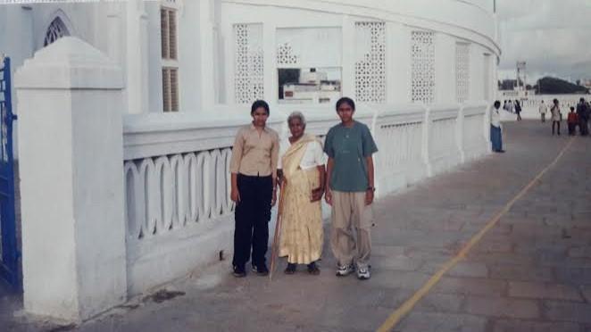Velankanni - memories of chennai