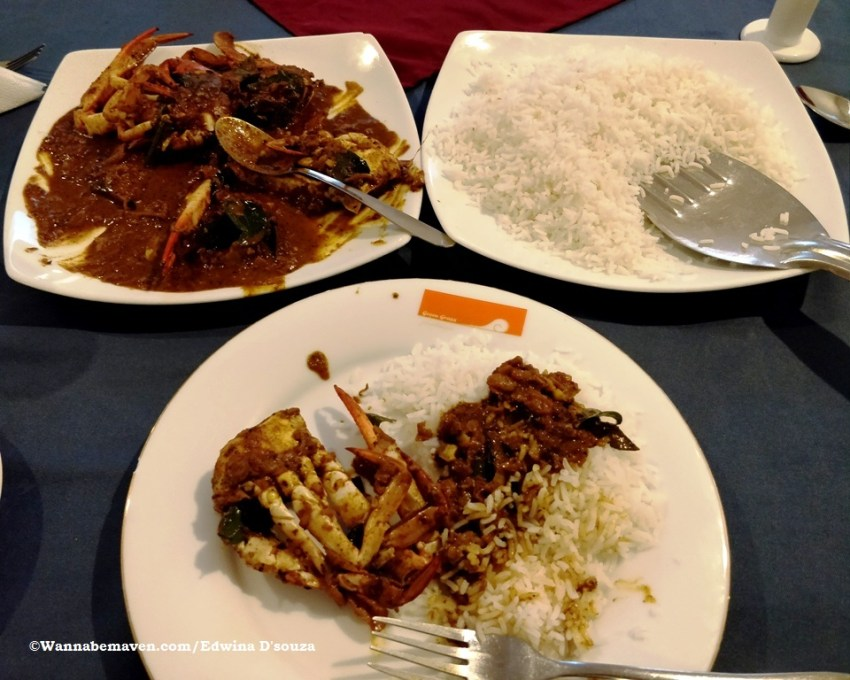 Jaffna crab curry - Guide to Sri lankan food