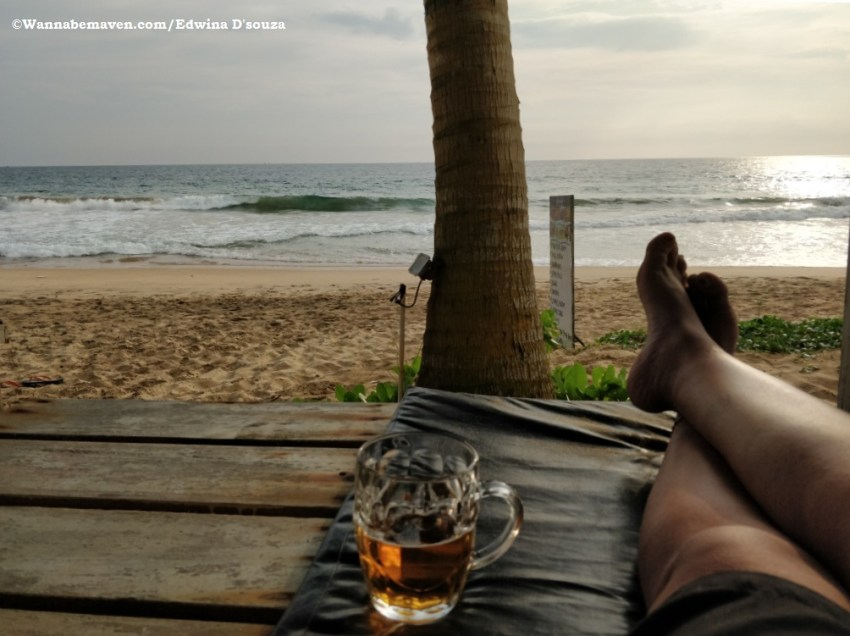 Lion beer-Guide to Sri lankan food