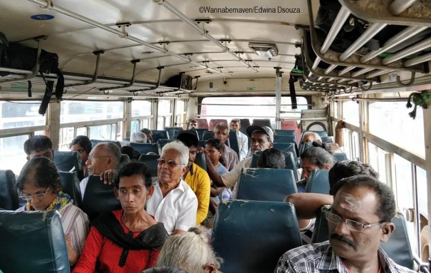 Buses srilanka-backpacking in sri lanka