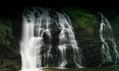 Mallalli waterfalls Coorg