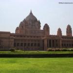 Visiting the Umaid Bhawan Palace in Jodhpur