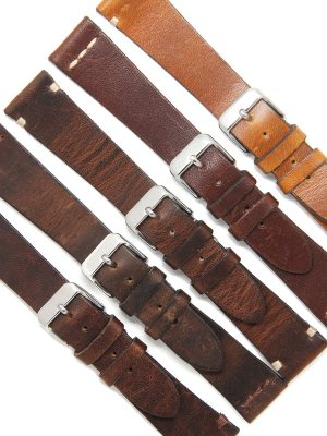 068-Brown-Spanish-Leather-Strap
