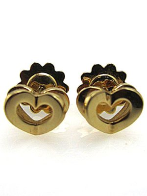 18K-Yellow-Gold-Double-Heart-Stud-Asprey-37319