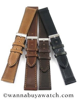 Shell-Cordovan-Horween-Stitched-Watch-Strap-34932