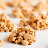 peanut butter butterscotch no-bake cookies
