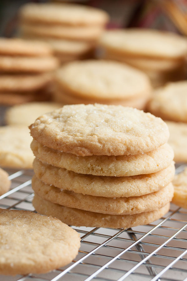 OldFashioned Sugar Cookies wanna come with