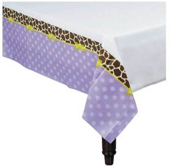 Modern Mommy Tablecover - 54' x 108' inch-0