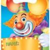 Big Top Birthday Loot Bag - 8CT-0