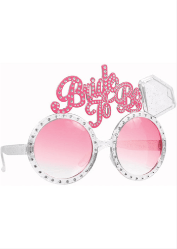 Glasses Diamond Bling Fun-0