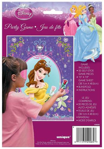 Princess Glow Party Game-0