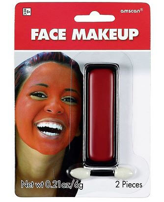 Face Paint Red .21oz-0