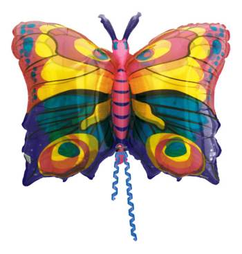 Butterfly Shaped Balloon P35-0