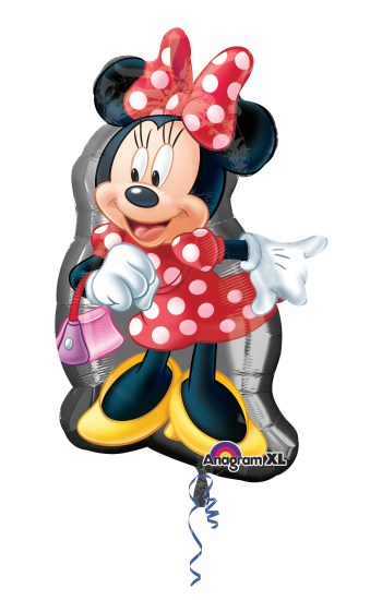 "Minnie Mouse Full Body Balloons 32"" P38-0"
