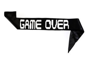 Game Over Sash-0