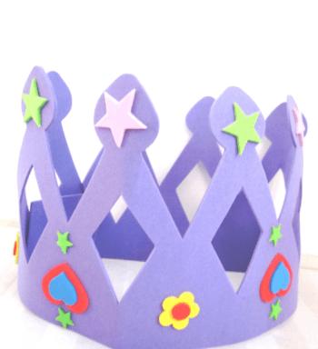 Design Your Own Foam Crown Kit-0