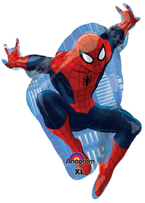 "SpiderMan Ultimate Supershape 29""-0"