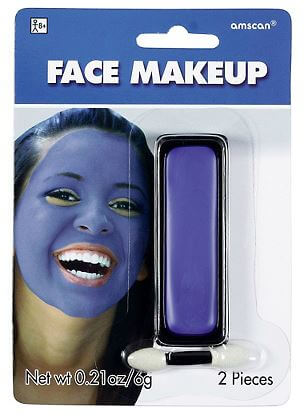 Face Paint Blue .21oz-0