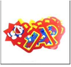 Doraemon Letter Banner-0