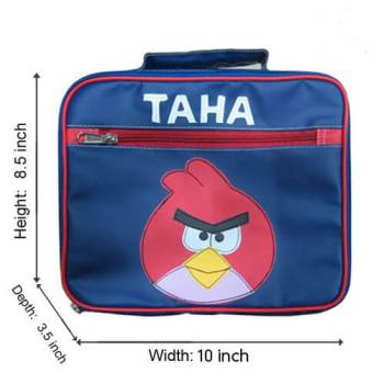 Personalized Lunch Box-Angry Bird-0