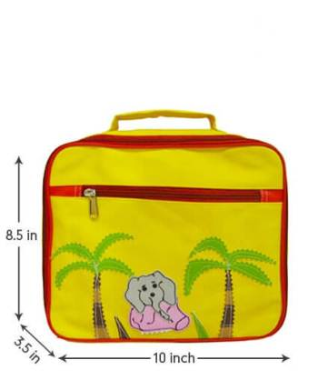 Personalized Lunch Box-Jungle Animal-0