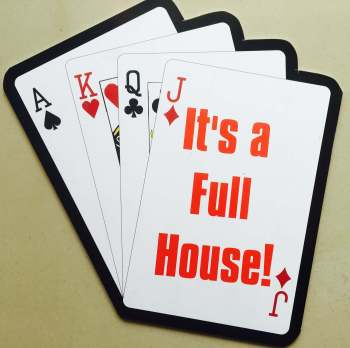 """Its a full house"" Photo prop-0"