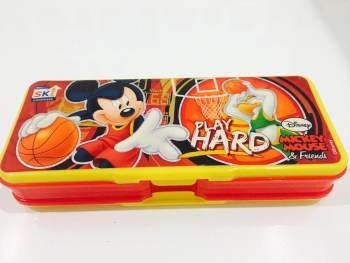 Mickey Duster Pencil Box-0