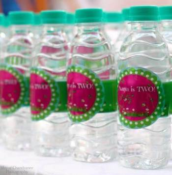 Personalised Water Bottles for Weddings-0