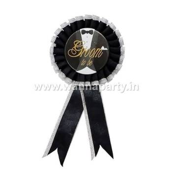 Groom To Be Award Ribbon-0
