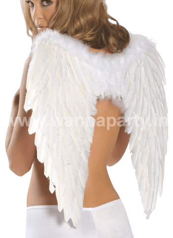 White Feather Wings XL-0