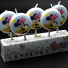 Minnie Mouse Candles - 5PC-0