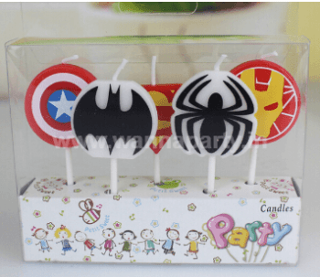 Avengers Candle - 5PC-0
