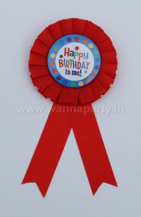 Happy Birthday To Me Award Ribbon-0