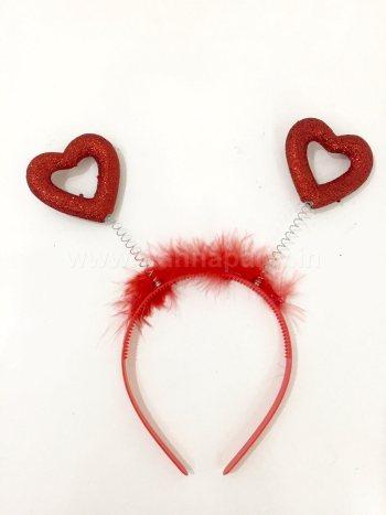Heart Headband - R-0