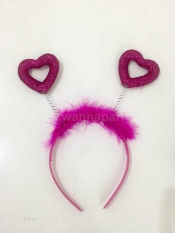 Heart Headband - HP-0