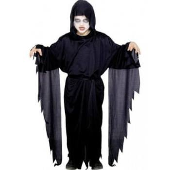 Screamer Ghost Kids Costume - S - M - L-0