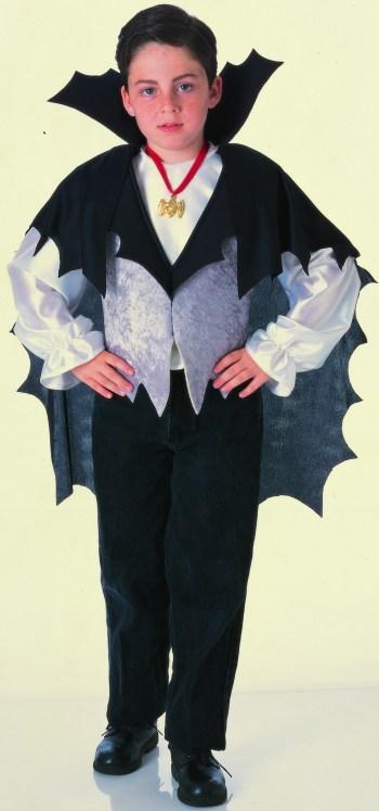 Classic Vampire Kids Costume-0
