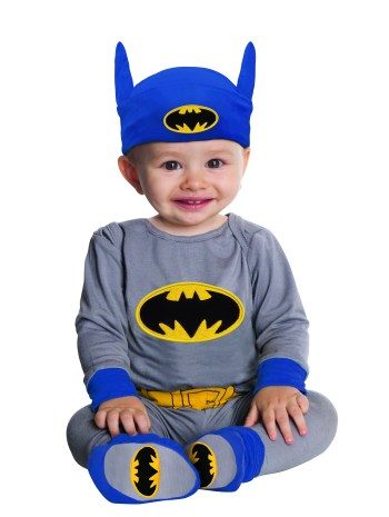 Infant Batman Costume-0