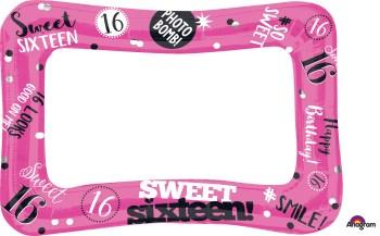 Sweet 16 Selfie Frame S60-0