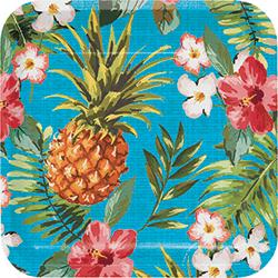 Aloha Hawaiian Paper Plates - 8PC-0