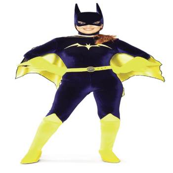 Adult Batgirl Costume - Gotham Girls-0