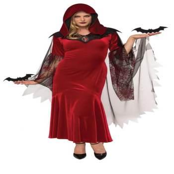 Adult Bat Mistress Costume-0