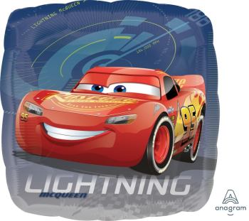 "Lightning Mcqueen Cars Balloon 18"" S60-0"
