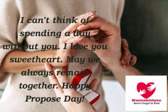 Happy Propose Day 2020: wishes, quotes, messges, sms, wallpaper, greeting cards - Wanna Wish