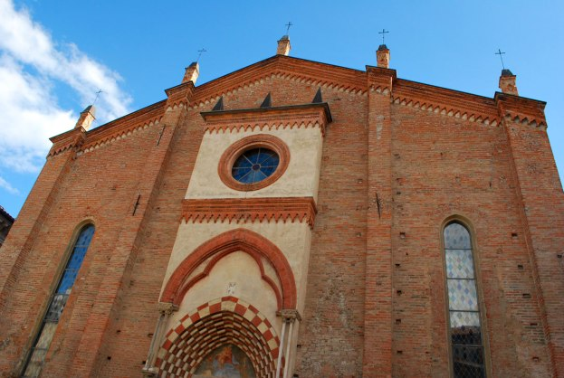 de 13de eeuwse San Domenico