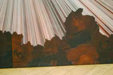 hout van historische Qing Dynastie-tempels
