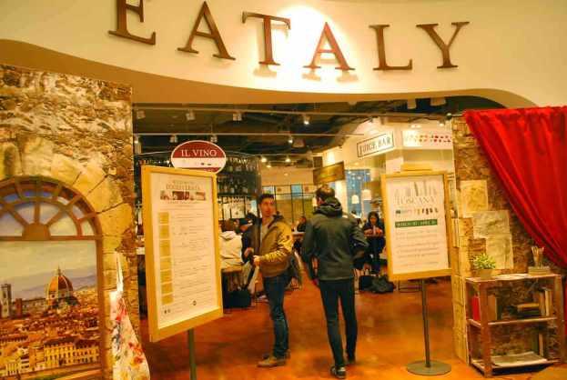 Eataly New York