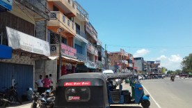 Batticaloa city.