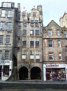 Lawnmarket_Edinburgh